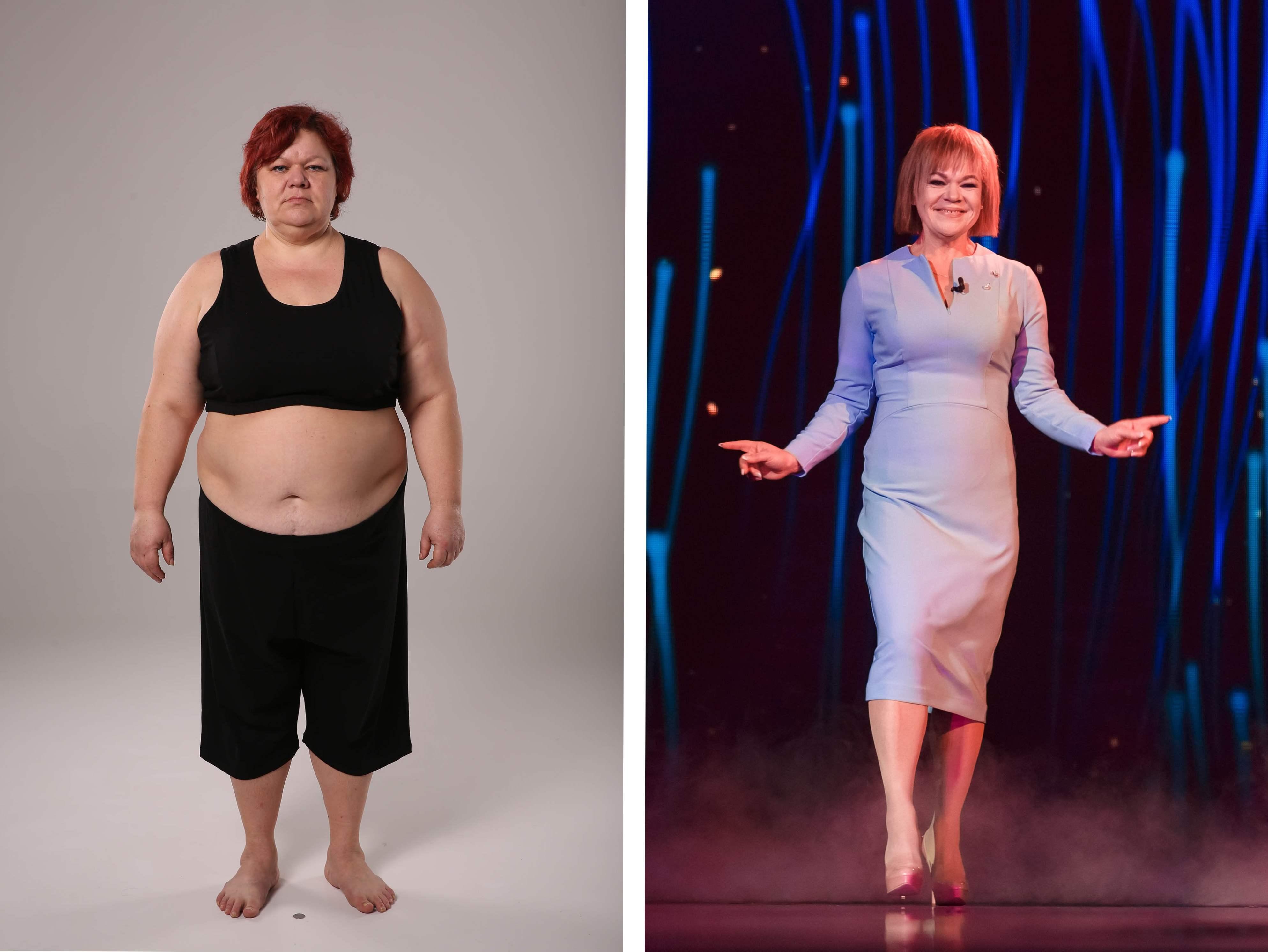 Шоу о похудении i